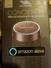 iLive Amazon Alexa - Concierge Platinum - Wireless Speaker