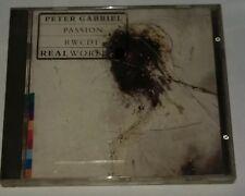 "PETER GABRIEL.  "" PASSION ""  CD"