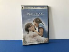 The Notebook New Line Platinum Series DVD Video
