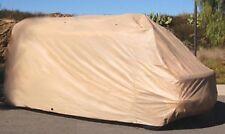 "Dodge Sprinter Van  Class B RV Cover. Fit Standard Wheelbase, 226"" Long 86""H"