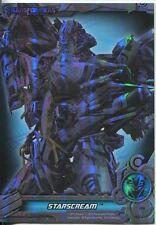 Transformers Optimum Dark Of The Moon Foil Chase Card PF9 Starscream