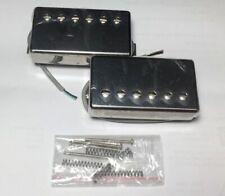 USA Gibson LP SG Guitar Traditional Burstbucker 1&2 Humbucker Nickel PICKUP NEW