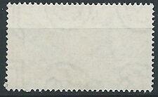 1951 ITALIA USATO SARDEGNA 10 LIRE FILIGRANA LETTERA - ED645