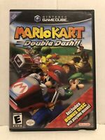 Mario Kart Double Dash!! Nintendo Gamecube w/ Case Disc Does Not Read As Is