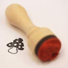 Molto Mini fungo ovolacci RUBBER STAMP Craft/Scrapbooking
