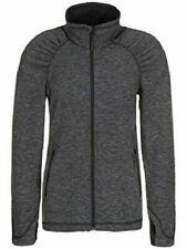 O'NEILL Womens Grey Heat Full Zip Fleece Jacket Ladies Medium BNWOT