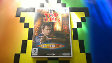 NINTENDO WII DOCTOR WHO TOP TRUMPS VIDEOGAME VIDEO GAME FREE POSTAGE U