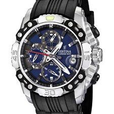 Festina F16543-2 Men's Bike Dark Blue Dial Watch