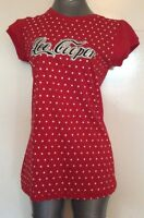SIZE 12 RED LEE COOPER T-SHIRT, BNWT, RRP £14.99, 100% COTTON
