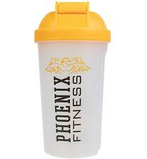 Phoenix Fitness Proteína Coctelera Botella Mezcladora De Bebidas - 700ml Home Gimnasio Ejercicio