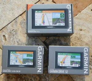 🌟🎈 GARMIN DRIVE 51 LM 010-01678-06 or 52 010-02036-06 or 61 EX 010-01679-09 🌟