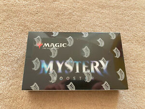 Magic the Gathering - MTG - Mystery Booster Box - Englisch - OVP Sealed