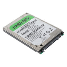 250GB 2.5inch SATA Internal Hard Disk Drive HDD for PC Laptop
