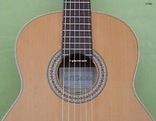 7/8 Spanische Konzert-Gitarre GUISAMA (SAez MArin) Zeder massiv Lady-Guitar Top!