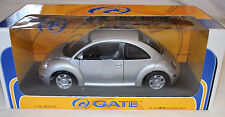 Gate Models 01038 Volkswagen VW 1998 New Beetle Coupe Silver 1:18 New