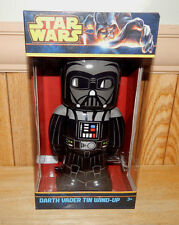 Schylling Star Wars Darth Vader Tin Wind-Up Tin Toys 7 1/2-Inch New