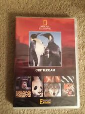 National Geographic, Crittercam DVD, New Sealed