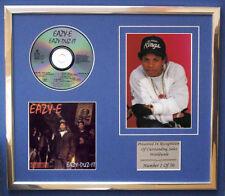 EAZY-E EAZY DUZ IT CD ALBUM DISPLAY FREE P+P!!