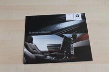 79245) BMW 3er Reihe E92 Cabrio - individual - Prospekt 01/2007