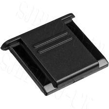 Black Rigid Plastic BS-1 Hot-Shoe Cover for Fujifilm X-100T X-100s X-T10 Cameras