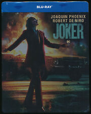 Joker (Blu-ray, 2020, Steelbook)