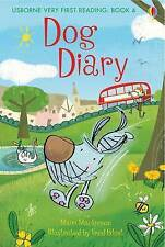 NEW USBORNE Very First Reading (4) DOG DIARY paperback