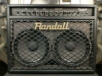 "Randall RG1503-212 3-Channel 150-Watt 2x12"" Solid State Guitar Combo"