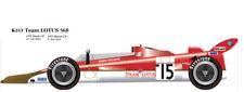 Model Factory Hiro K253 1:20 Lotus 56B Dutch & British GP Fulldetail Kit