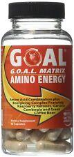 GOAL - G.O.A.L. MATRIX AMINO ENERGY Pills 60 Capsules - Amino Acids Complex Comb