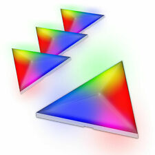 Monster PRISM  Smart Wi-Fi 3D LED Art Panels | Lights Starter Kit | 4-Piece