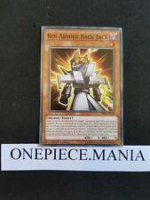 Yu-gi-oh! Roi Absolu Back Jack (Absolute King) : SR06-FR020 -VF/Commune