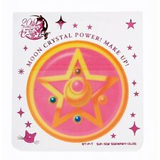 Sailor Moon - Sticky Note Memo Pad Stationery - Crystal Star - Locket