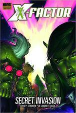 Marvel Comics Premiere Edition X-Factor: Secret Invasion Hc Hardcover She-Hulk