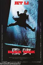 POSTER: MOVIE REPRO:  BLACK MASK - JET LI -  FREE SHIPPING !          RC26 R