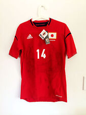 JAPAN 2012 AWAY SS #14 USAMI FORMOTION PLAYER ISSUE SHIRT JERSEY TRIKOT OLYMPICS