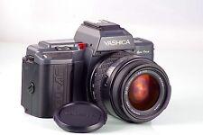 YASHICA CLASSIQUE APPAREIL PHOTO REFLEX AF 230 + AF 35-70mm+CS110 Revêtement