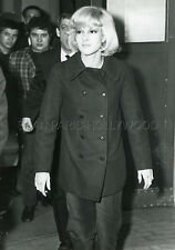 SYLVIE VARTAN CARLOS   60s VINTAGE PHOTO ORIGINAL #1