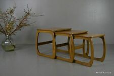 Vintage/Retro Square Nested Tables