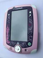 Leapfrog LeapPad 2 Disney Princess Handheld Learning Tablet Pink LeapPad2