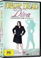 Drop Dead Diva - 9 Disc Seasons 1 2 3 - Collection 1 - DVD Box Set