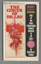 THE CIRCUS OF DR. LAO Charles G. Finney 1st P 1964 Bantam F2755 Mitchell Hooks C