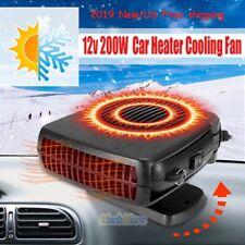 2 Modes Car Truck Heating Cooling Heater Fan Defroster Demister DC12V 2019 NEW