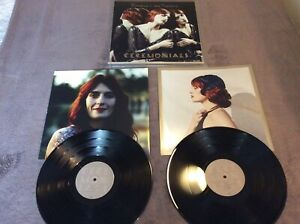 Florence And The Machine Ceremonials Double Vinyl.
