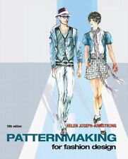 Patternmaking for Fashion Design (Paper) 5/e Int'l Edition
