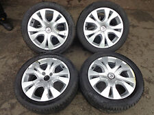 "CITROEN C4 GRAND PICASSO 1.6 HDI 2012 4X 17"" ALLOY WHEELS WITH 1X TYRE 215/50R17"