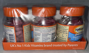 Haliborange Softies Vitamins Calcium & Vitamin D 3 Packs X 30