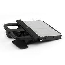 Bl Front Folding Stretch Dash Cup Holder Plate For VW Jetta Golf MK4 Bora C