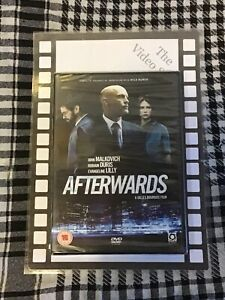 Afterwards (DVD, Brand New & Sealed)