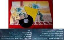 LP Amanda Lear: Never Trust a pretty Face (Ariola 200 017-320) mit Poster D