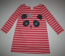 Vestiti e abbigliamento bianchi in poliestere con maniche lunghe per bambina da 0 a 24 mesi